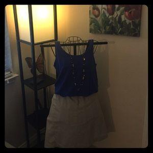 Lane Bryant lined skirt
