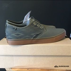 Quiksilver Other - Quiksilver Shorebreak Deluxe Men's Shoes