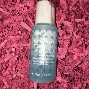 Bliss Other - Bliss foaming face wash
