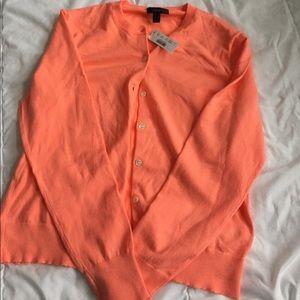J. Crew Sweaters - NWT j. crew jackie cardigan size L