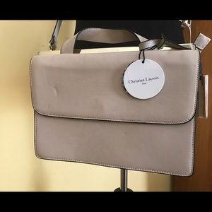 """Christian Lacroix Handbags - Christian Lacroix cross-body """"Melitea Satchel"""""""