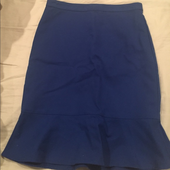 78 club monaco dresses skirts club monaco royal blue pencil skirt from jennie s closet