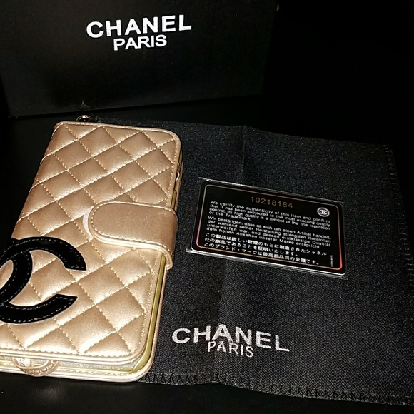 3403481130b4 CHANEL Accessories | Iphone Case Authentic 10218184 | Poshmark