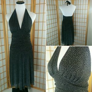 connected apparel Dresses & Skirts - Connected apparel, halter dress size 8*