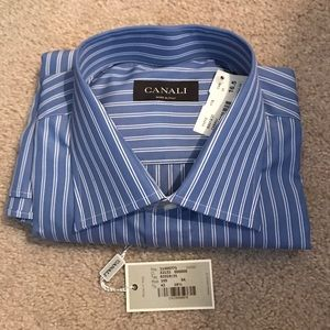 Canali Other - CANALI men's dress shirt. In perfect condition!!