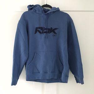 Vintage Reebok Hoodie Sweatshirt