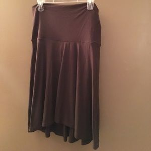 Old Navy Dresses & Skirts - Old Navy Brown Maternity Skirt