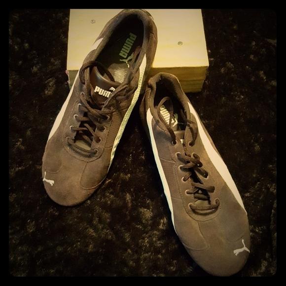 cacc80e03643 Puma Repli Cat III Casual Sneakers Brown Men s 11.  M 58eecc426d64bc595e008c07