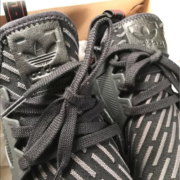 adidas adidas nmd xr1 pk triple black men size 8 from. Black Bedroom Furniture Sets. Home Design Ideas