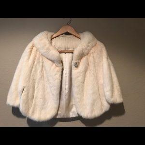 Jackets & Blazers - Vintage Mink