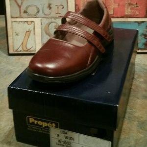 Propet Shoes - Propet Twilight Walker Leather Shoes