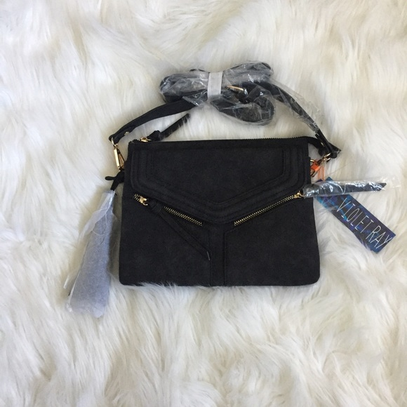 06342ea36f91 Free People vegan leather Leanna crossbody