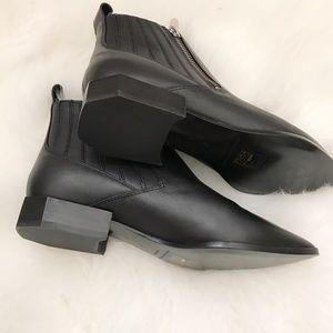 Sigerson Morrison Shoes - ⚡️Sigerson Morrison Geometric Heel boots NWOT