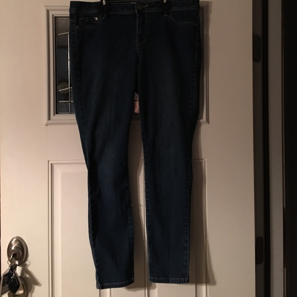 Route 66 Pants - Like New Jean Jegging