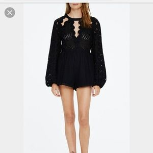 Alice McCall Dresses & Skirts - Alice McCall In the Night Playsuit Size 4 NWT