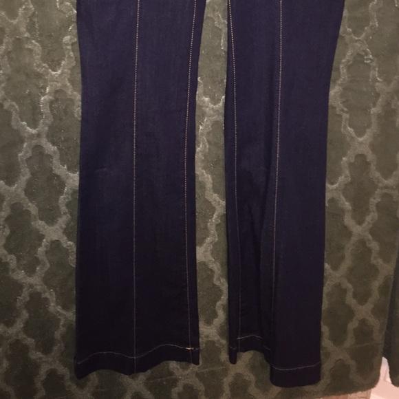 WANT Les Essentiels Jeans - High waist jeans ! Bell bottoms