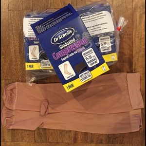 Dr. Scholl's Other - Dr. Scholls Compression Stockings
