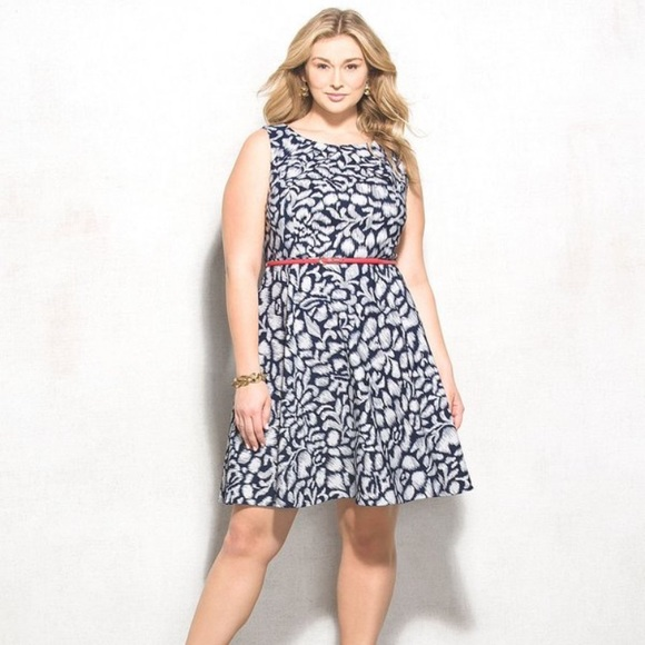 Dress Barn Dresses Dressbarn Signature Plus Size Darby Abstract