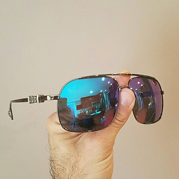 655a21ab768 Chrome Hearts Other - Chrome Hearts SPLOOGE Sunglasses Made in Japan