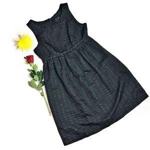 Max & Cleo Dresses & Skirts - Max & Cleo Textured Black Dress