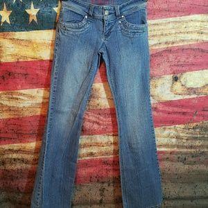 Hydraulic Pants - Hydraulic blue jeans
