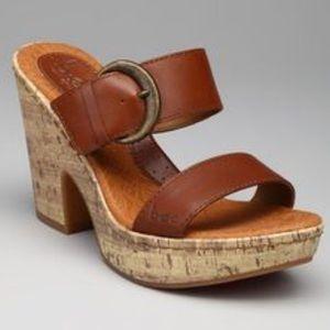 Born Shoes - Born sandals size 6/ euro 36.5 ( fit like 6.5)