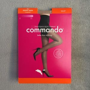 Commando Accessories - COMMANDO The Keeper Sheer Control Light Nude MED