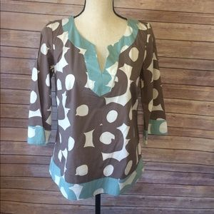 BODEN top size 10 tunic