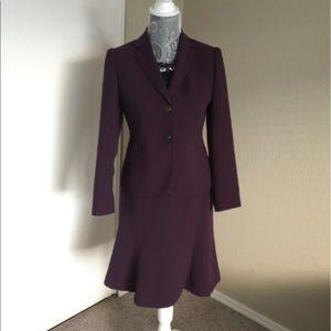 Calvin Klein Other - Calvin Klein 2-Piece Suit Plum Color Size 2P