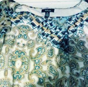 Women's dressy top