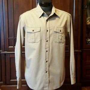 Quiksilver Other - QUIKSILVER Men's Long Sleeve Shirt