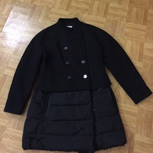 Moncler Gamme Bleu Jackets & Blazers - Woman winter jacket