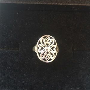 Jewelry - Sterling Silver Filigree Ring