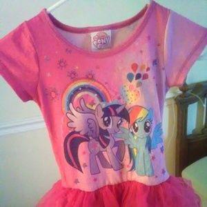 My Little Pony Other - My little pony tutu shirt