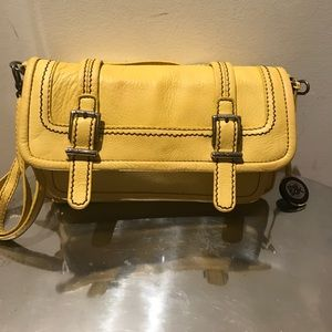 Handbags - NEW Genuine Leather Bag by The SAK