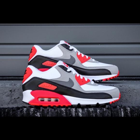 Nike Air Max 90 Infrared Women's 8.5 Men's 7