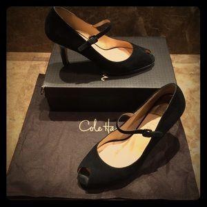 Cole Haan Carma Ot Nike Air heels,