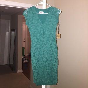 Nightcap Dresses & Skirts - Nightcap teal dress size 1 never been worn