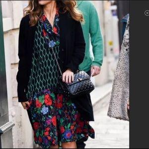 Kenzo Dresses & Skirts - KENZO H&M silk dress