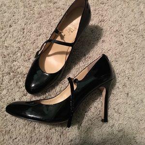 Ivanka Trump Shoes - Ivanka Trump Black Heels 9.5