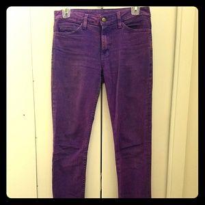 "American Apparel Denim - American Apparel ""the Slim Slack"" Unisex Jeans"