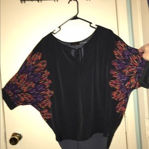 Iman Tops - Batwing Blouse