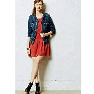 Anthro Puella Abingdon tunic dress size XSP