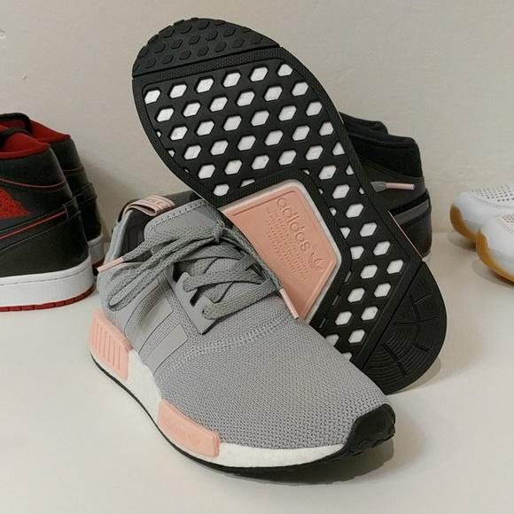ea10417be RARE NEW Adidas NMD R1 Vapor Grey Onyx