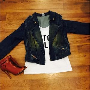Rocawear Jackets & Blazers - Rocawear denim jacket