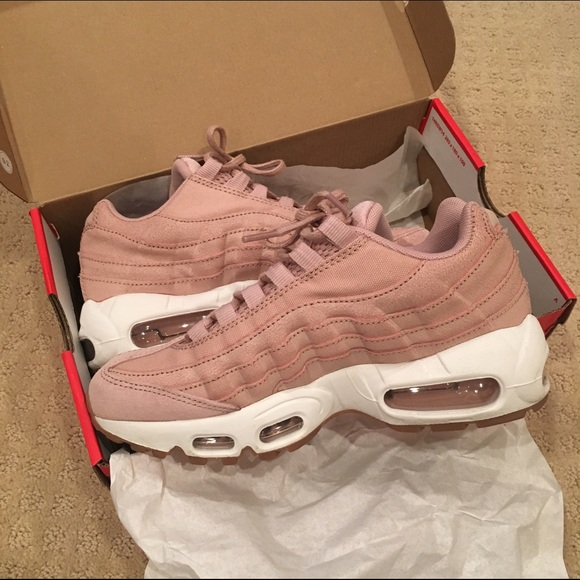 best sneakers 3e719 65549 Air Max 95 Light Pink Limited Addition. M 58ef16624127d09e8501d659