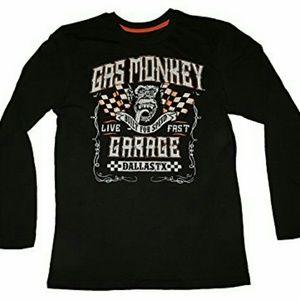 Gas Monkey Other - {Gas Monkey} Men's Long Sleeve Shirt