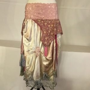 Dresses & Skirts - Handmade multicolored pastel skirt