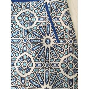Ann Taylor Dresses & Skirts - 24hrSale❗️Ann Taylor Petites A-line Print Skirt 0P