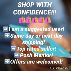 Other - Shop with confidence!!!!